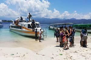 Mosaix Gili Bungalows Lombok - Feri