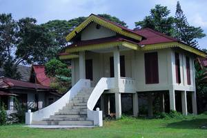 favehotel Pekanbaru - Rumah Adat Melayu Provinsi Riau