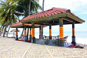 Resort Prima Anyer - Gazebo di pantai