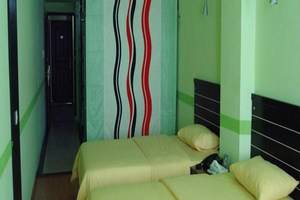 Hotel Citi International SunYatSen Medan - Kamar Superior Twin