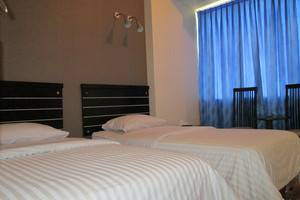 Hotel Citi International SunYatSen Medan - Kamar bisnis (2 kamar single)