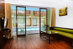 Devata Suites and Residence Bali - 2 Bedroom Suite- Living Room