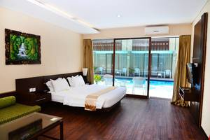 Devata Suites and Residence Bali - Superior Suite Pool Acess
