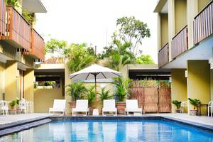 Devata Suites and Residence Bali - Pool view