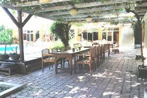 Puri Wisata Hotel Bali - Area Restoran