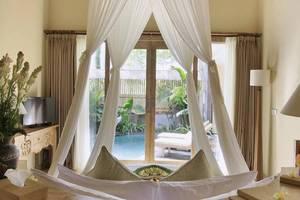 The Alena Resort Bali - Ruang tamu