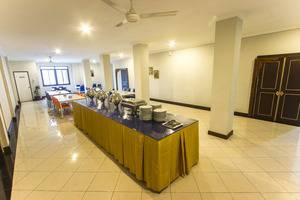 Tasik Jogja Hotel Yogyakarta - prasmanan
