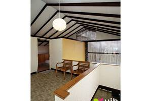 Villa Alium Istana Bunga Lembang Bandung - Interior