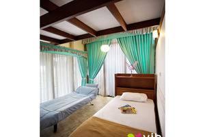 Villa Alium Istana Bunga Lembang Bandung - Kamar tamu