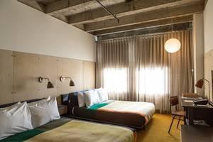 Hotel Wisata Indah Solo - Kamar tamu