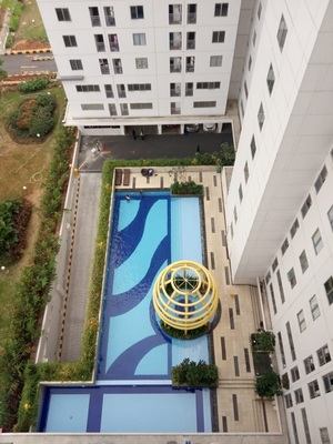 Apartemen Bassura City Twr H Lt 16 Unit CJ