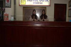 Hotel Duta Palembang - Resepsionis