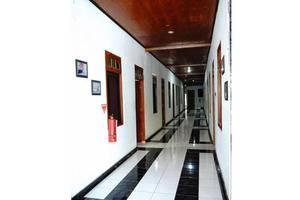 Hotel Garuda Bontang Bontang - Corridor