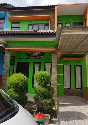 Villa Zalazi Syariah - 4 Bedrooms