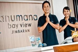 Anumana Bay View Bali - Resepsionis