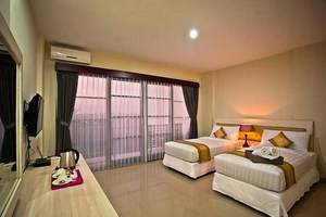 Anumana Bay View Bali - Kamar Deluxe Studio Twin