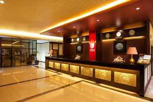 Lion Hotel & Plaza Manado - Reception