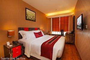 Lion Hotel & Plaza Manado - Superior King Sea View