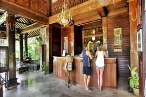 Suly Resort Bali - Resepsionis