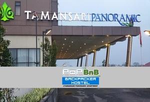 PoPBnB Backpacker Hostel @ Tamansari Panoramic