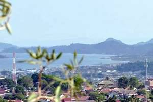 Emersia Hotel Lampung - Ocean and Mountain View