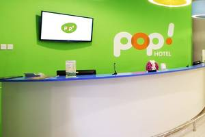 POP! Hotel Malioboro Jogja - Reception