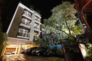 ZEN Premium Kuningan Karet Jakarta - Penampakan Gedung