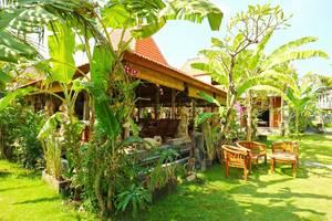 D'uma Residence Hotel Bali - Lobby/restaurant