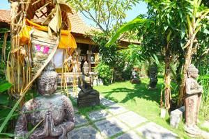 D'uma Residence Hotel Bali - garden