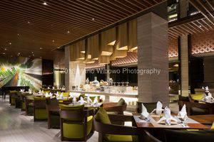 AONE Hotel Jakarta - restaurant