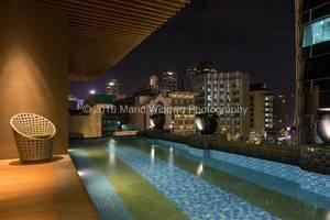 AONE Hotel Jakarta - Kolam Renang