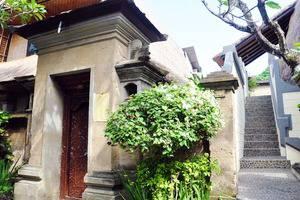Puri Dewa Bharata Hotel & Villas Bali - Villas masuk