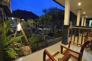 Santhi House Kuta Bali - Eksterior