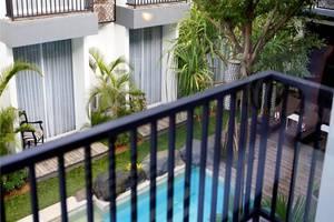 Ariva 7 Bidadari Boutique Hotel Seminyak - Balkon