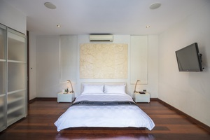 C151 Smart Villas at Seminyak - Ruang Tidur