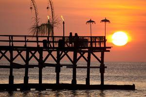 AYANA Resort and Spa, BALI - Kisik Jetty