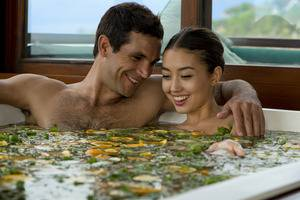 Ayana Bali - Fruit Bath