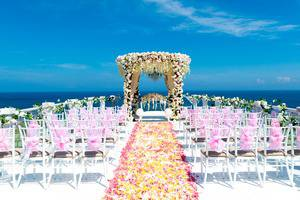 AYANA Resort and Spa, BALI - Wedding at SKY