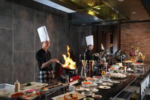 Swiss-Belinn Karawang Karawang - Live Cooking