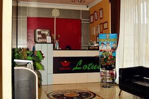 Lotus Hotel Pare Pare - Lobby