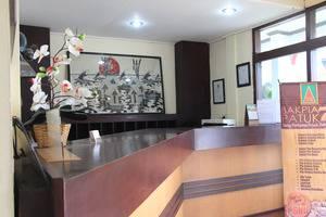 Hotel Perdana Yogyakarta - Resepsionis