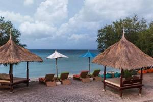 Oceano Jambuluwuk Resort Lombok - Pantai