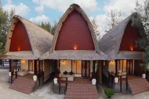 Oceano Jambuluwuk Resort Lombok - Tampilan Luar
