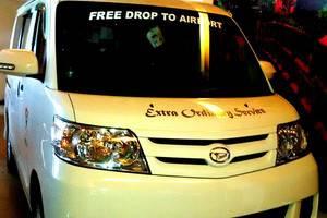 Hotel Victoria River View Banjarmasin - Shuttle Bus