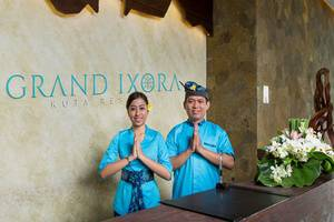 Grand Ixora Kuta Resort Bali - Resepsionis