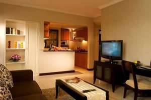 Grand Tropic Jakarta - Bussiness suite