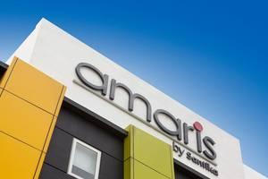 Amaris Hotel Serang - Eksterior