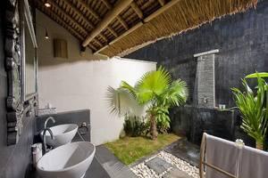 Scallywags Resort Gili Trawangan - Kamar mandi
