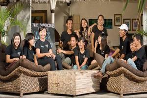 Scallywags Resort Gili Trawangan - Interior