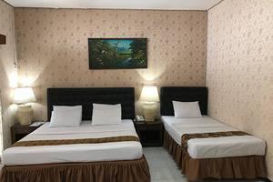 Palapa Hotel Purwokerto - Family 3 orang